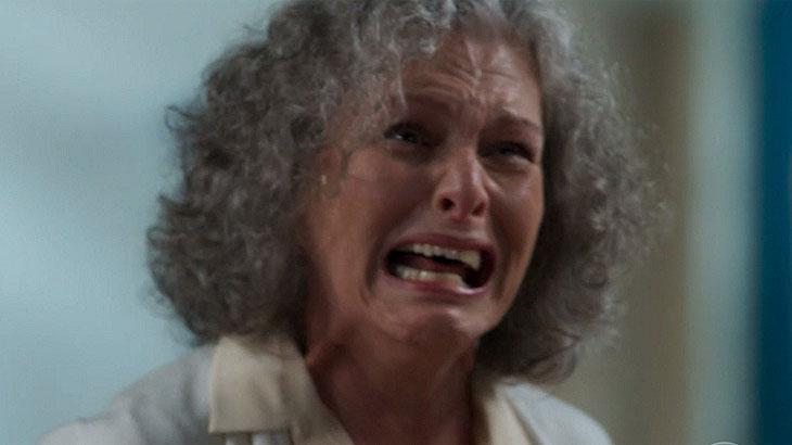 Irene Ravache interpreta Margot, em