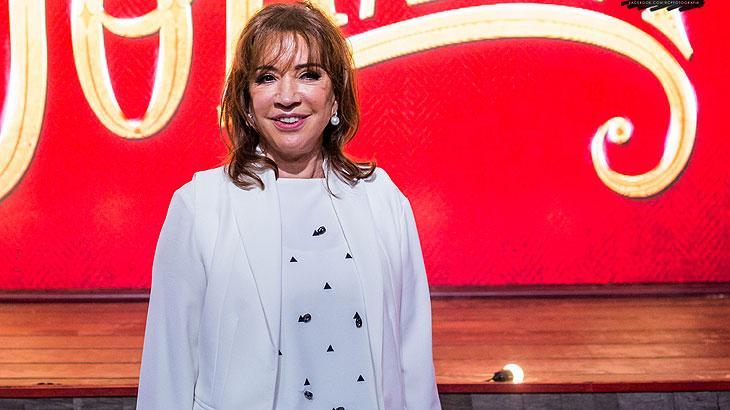 Íris Abravanel é autora de novelas e esposa de Silvio Santos
