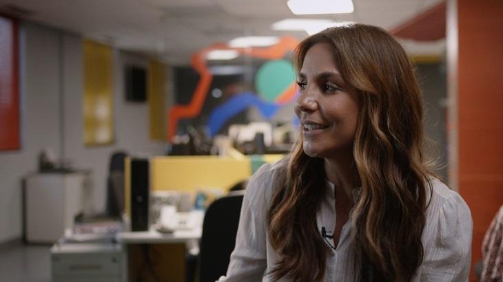 Ivete Sangalo no documentário - Foto: Reprodução