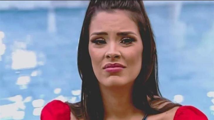 Ivy vem sendo criticada por frases e comportamento - Reprodução/TV Globo