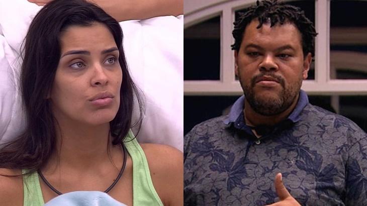 Babu Santana falou de Ivy e detonou a sister no BBB20 - Foto: Globo/Montagem