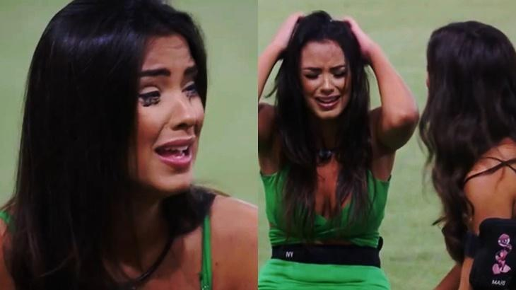Ivy durante o reality show BBB20
