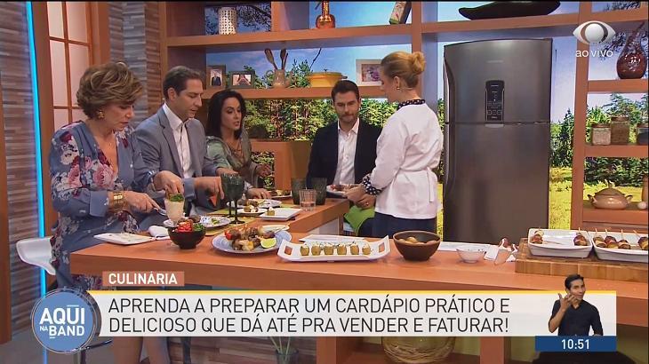"""Izabella Camargo fala sobre demissão da Globo na Band: \""""Tive um apagão\"""""""