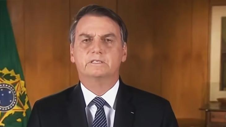 Jair Bolsonaro fez um anúncio em suas redes sociais e confirmou um embaixador para o turismo. Foto: Divulgação