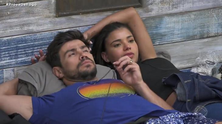 Mariano e Jakelyne