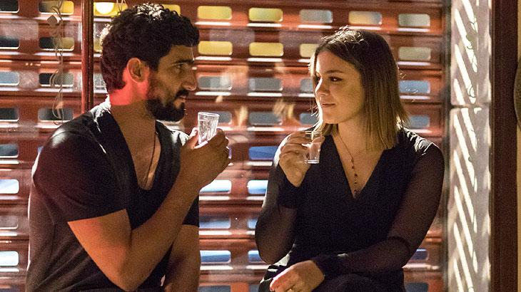 Jamil e Dalila em