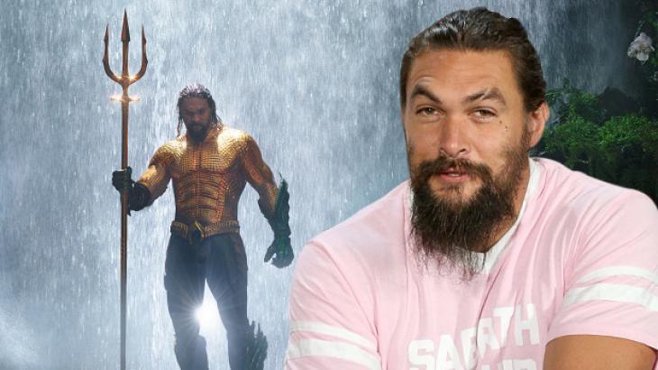 Jason Momoa: o Aquaman