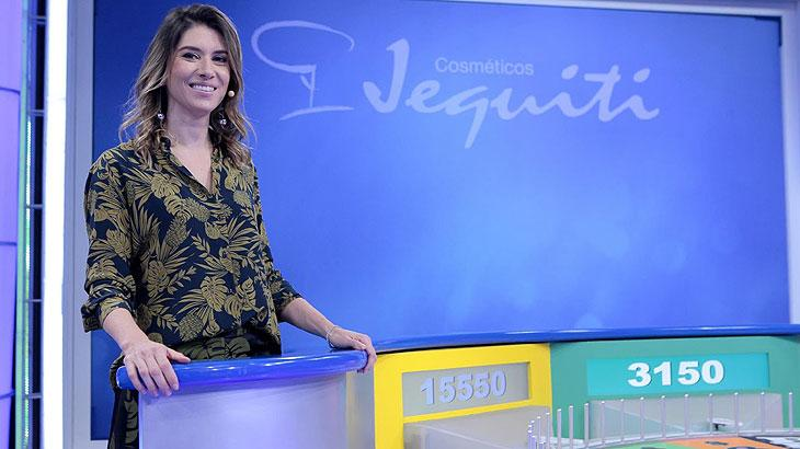 Rebeca Abravanel, filha número 5 de Silvio Santos, comanda o