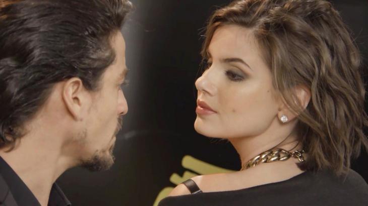 Jerõnimo e Vanessa se desentendem e encerram parceria - Foto: Reprodução