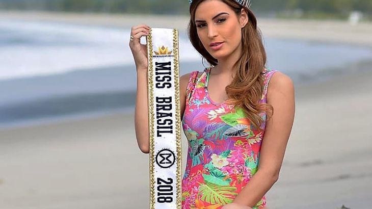 Miss Brasil Mundo 2018 vê amigas e tio tentarem suicídio e cria projeto para salvar vidas