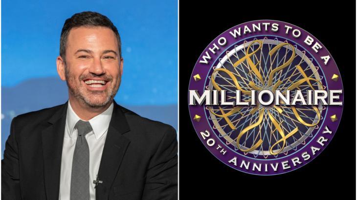 Jimmy Kimmel apresentará o novo Quem Quer Ser Um Milionário? - Divulgação/ABC/Disney