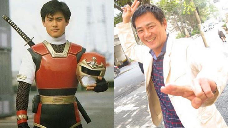 Takumi Tsutsui, protagonista de Jiraiya - Foto: Montagem