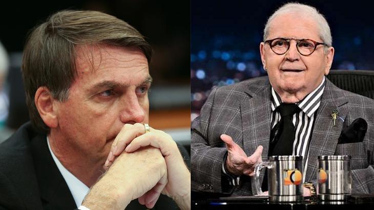 Com carta em francês, Jô Soares manda recado para Bolsonaro sobre filho embaixador