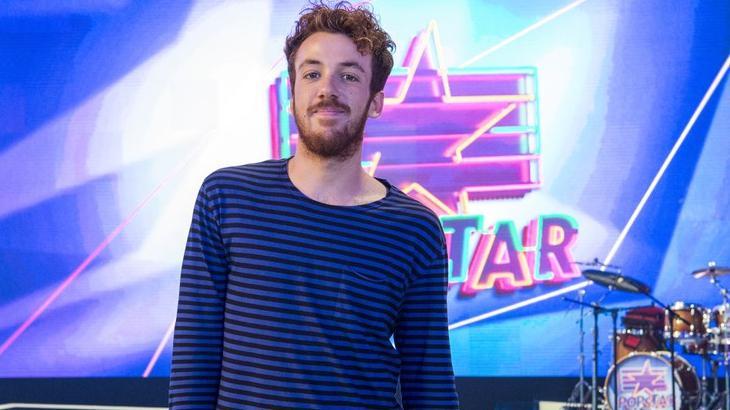 Vice-campeão e apresentador do PopStar prepara lançamento do seu primeiro álbum