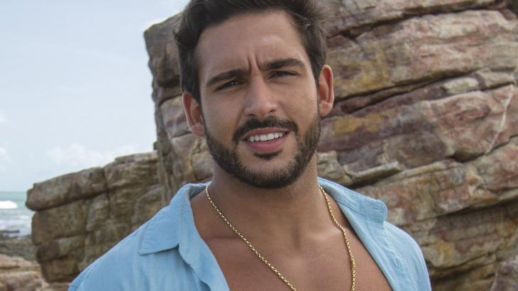 João Hadad é um dos solteiros do De Férias com o Ex - Divulgação/MTV