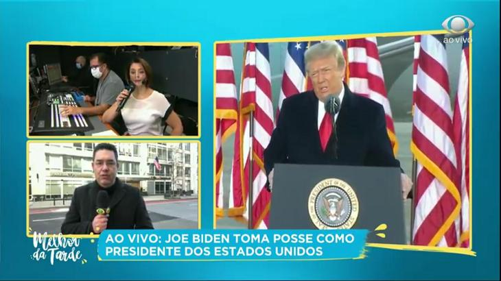 """Cátia Fonseca critica Donald Trump: """"Parece que não sabe perder"""""""