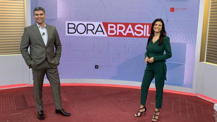 Bora Brasil terá mais tempo na grade - Divulgação/TV Bandeirantes