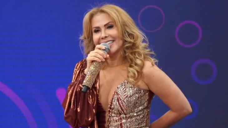 Joelma participou do Altas Horas desse sábado (2), na Globo