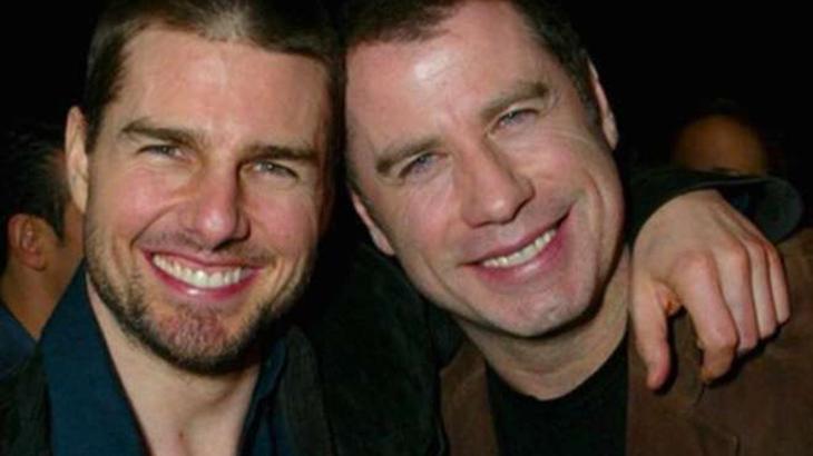 Rivalidade entre John Travolta e Tom Cruise é revelada