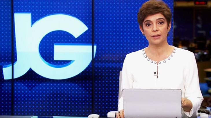 Renata Lo Prete no Jornal da Globo - Foto: Reprodução