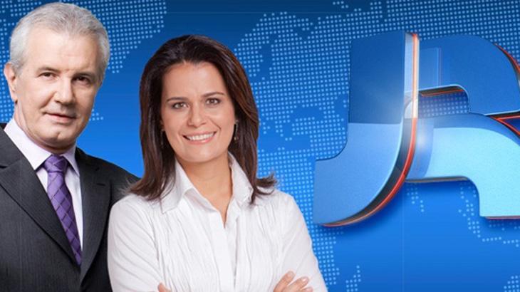 Depois do SBT, RecordTV tem o jornal mais assistido fora da Globo nesta quarta