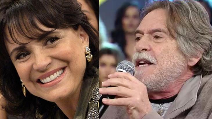 Por divergência política, José de Abreu volta a alfinetar Regina Duarte