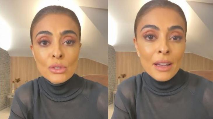 Juliana Paes mandou indireta para colega em vídeo do seu Instagram
