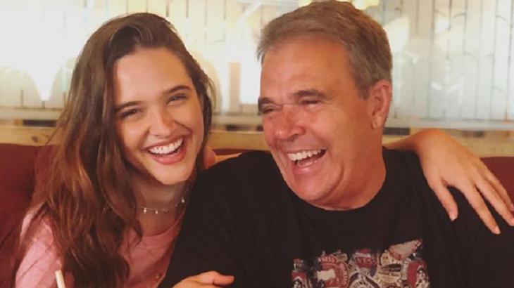 Pai da atriz Juliana Paiva morre aos 64 anos