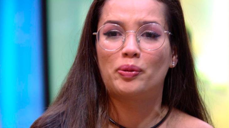 Juliette chorando no BBB21