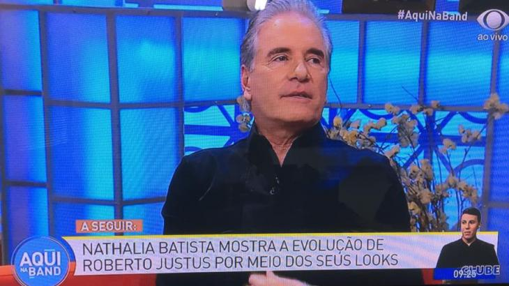 Roberto Justus elogia honestidade de Bolsonaro: