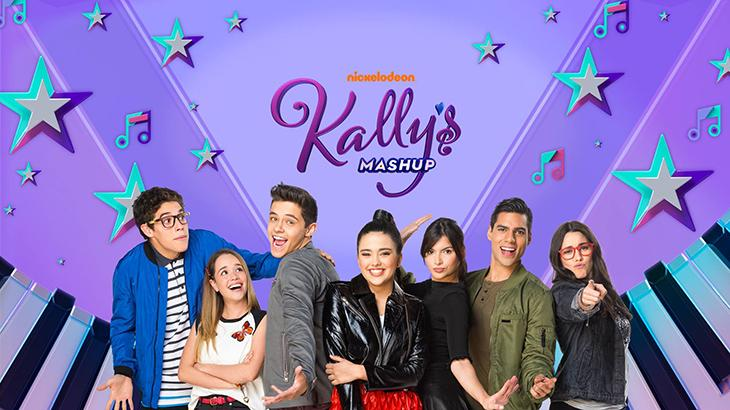 Elenco de Kally's Mashup