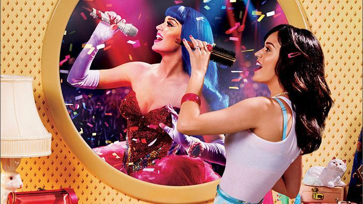 Filme é uma espécie de diário de Katy Perry