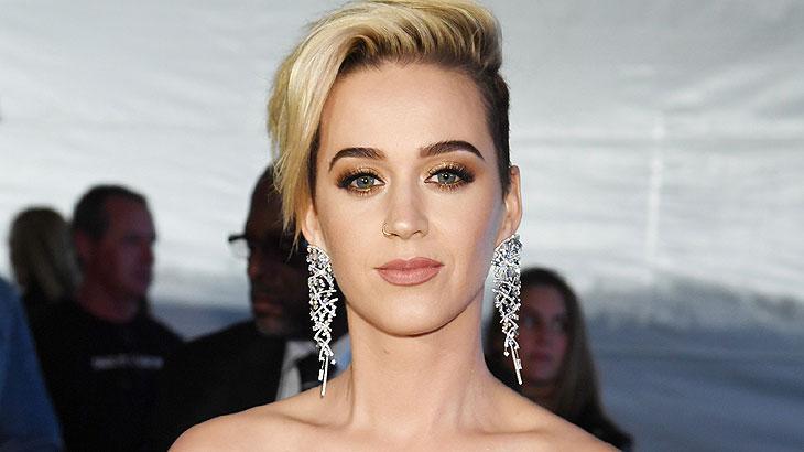 Katy Perry apresentará o