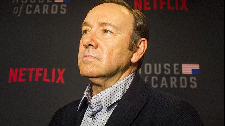 Kevin Spacey foi demitido da Netflix por causa das acusações - Foto: Divulgação/Netflix