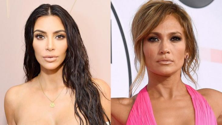 Kim Kardashian e Jennifer Lopez: Amigas de mais de 10 anos - Divulgação