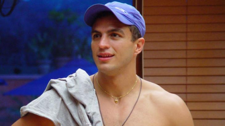 Kleber Bambam na primeira temporada do BBB