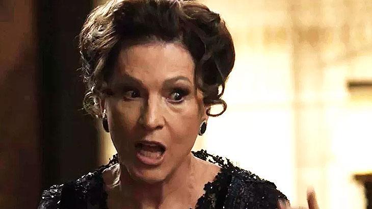 Natália do Vale é Lady Margareth em