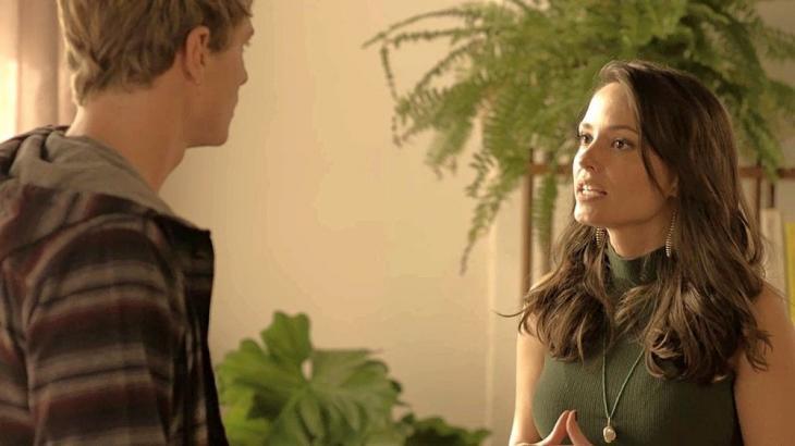 Lara e Filipe terão embate após flagra entre ele e Rita - Foto: Reprodução