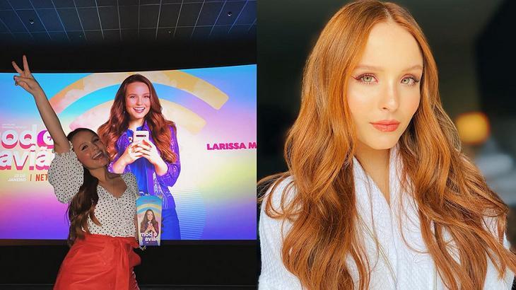 Larissa Manoela vai estrear novo filme - Foto: Reprodução/Instagram
