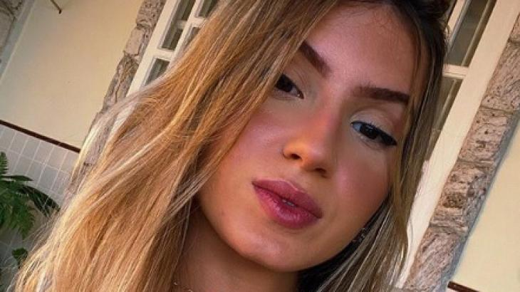 Larissa Cozer sofreu com sumiços de Hadad - Reprodução/Instagram