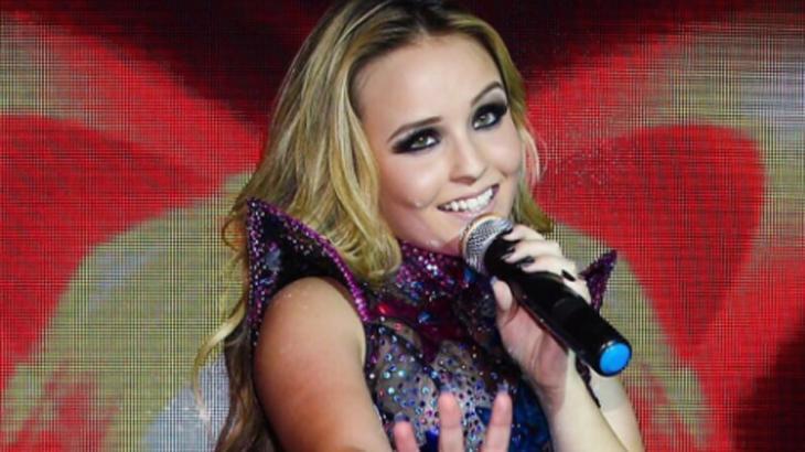 Larissa Manoela anuncia show de nova turnê em SP  saiba como será ... 0022ebd5c9