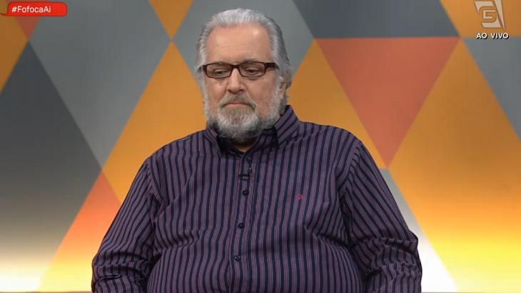 """Leão Lobo rejeita convite de Silvio Santos para voltar ao SBT: """"Não podia"""""""