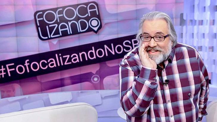 Leão Lobo fez declaração polêmica no Fofocalizando. Foto: Divulgação