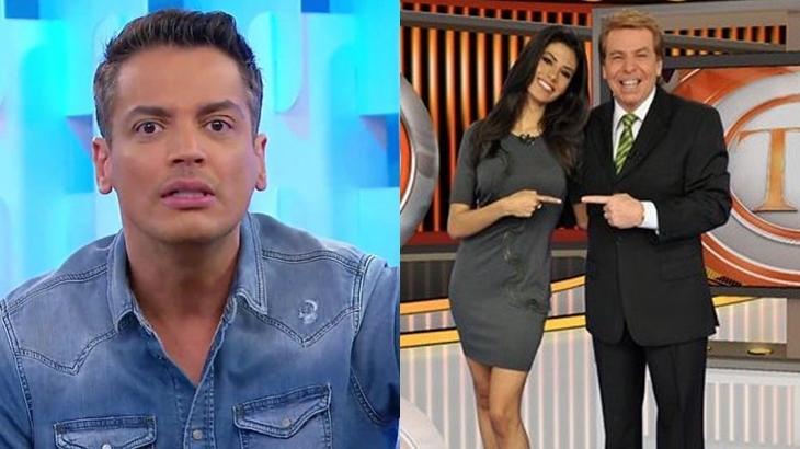 Leo Dias explica reformulação no TV Fama e anuncia nova apresentadora