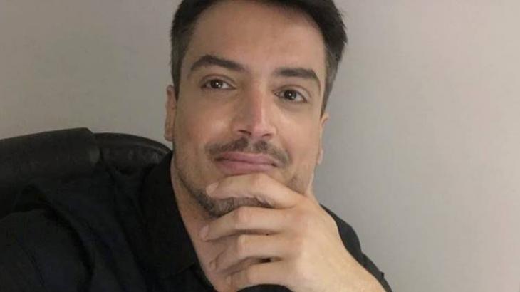 O apresentador e jornalista Leo Dias - Foto: Reprodução