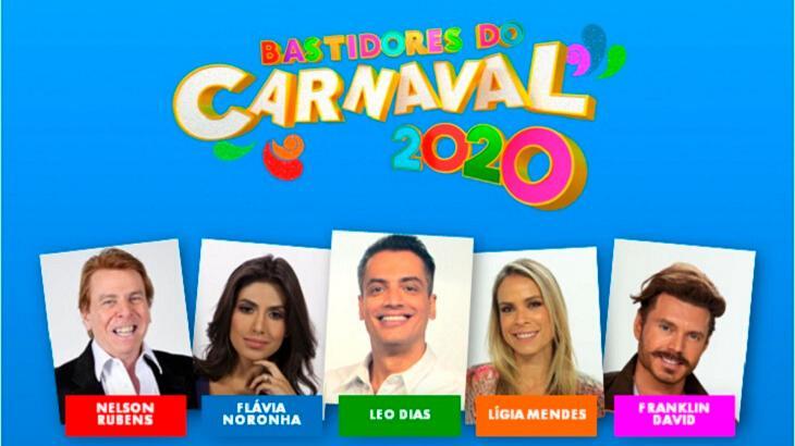 Apresentadores da RedeTV! que estarão na cobertura - Foto: Divulgação