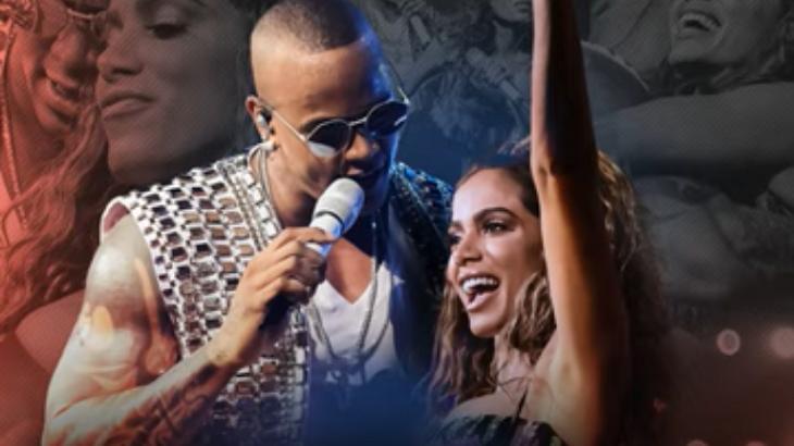 Léo Santana e Anitta lançaram nova canção - Foto: Divulgação/Youtube
