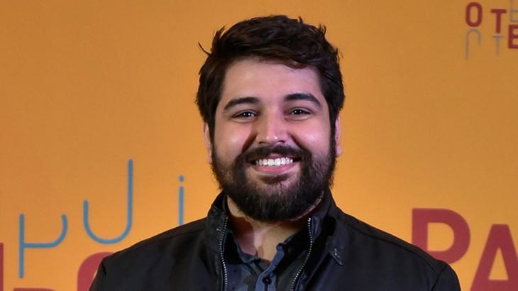 O ator Leo Bahia - Divulgação/TV Globo