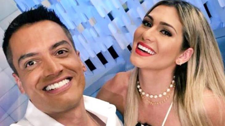 Leo Dias e Lívia Andrade - Foto: Reprodução/Instagram