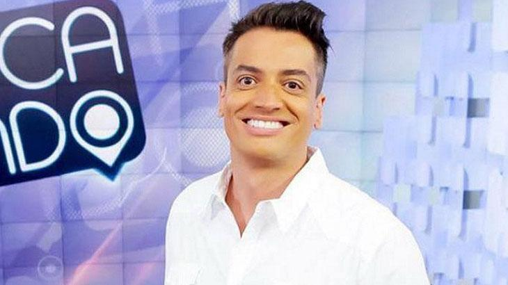 Leo Dias foi da RedeTV! antes de assinar com o SBT (Foto: SBT/Divulgação)